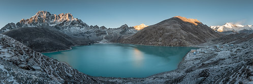 Gokyo Cho Morning, 2019
