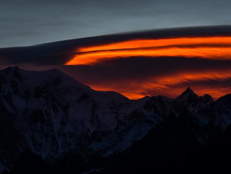 Tour du Mont Blanc and Landscape Photography
