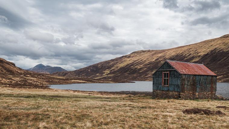 Solo in Scotland - Western Highlands