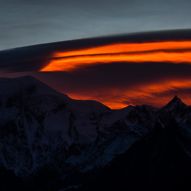 Sunset - Italian Alps
