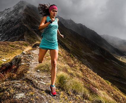 Verónica Rojas, trail runner, Ecuador, trail running