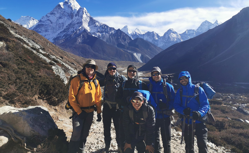 Nepal photography expedition