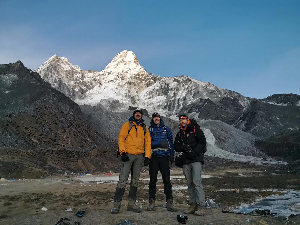Expedition Log: Nepal 2019 with Thomas Heaton