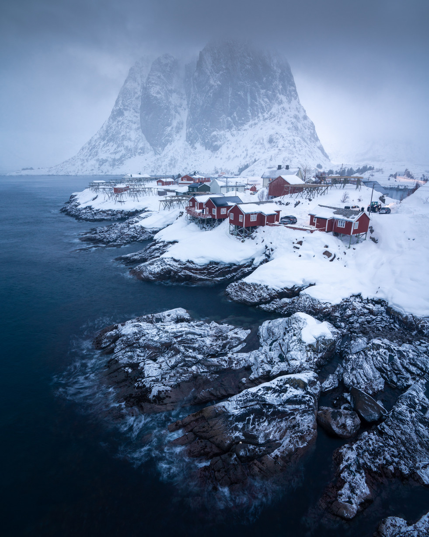 Lofoten & the Northern Lights - 2019
