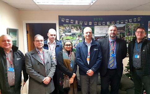 Syngenta Host East Midlands Airport Asset Management Team To Discuss Apprenticeships