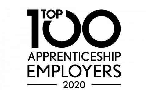Top 100 'Large' Apprenticeship Employer Success