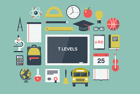 T Levels & Industry Placement Event at the Leeds Marriot Hotel today