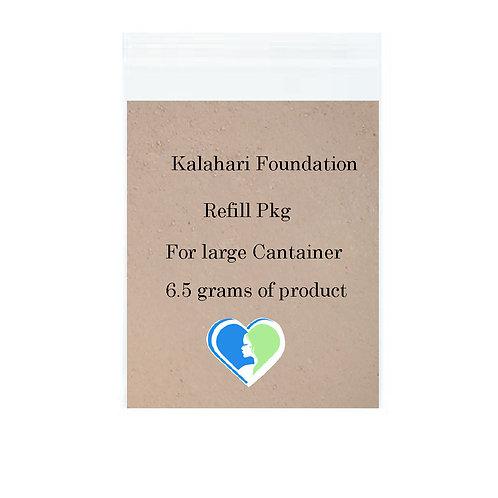 Kalahari Mineral Foundation Refill pkg
