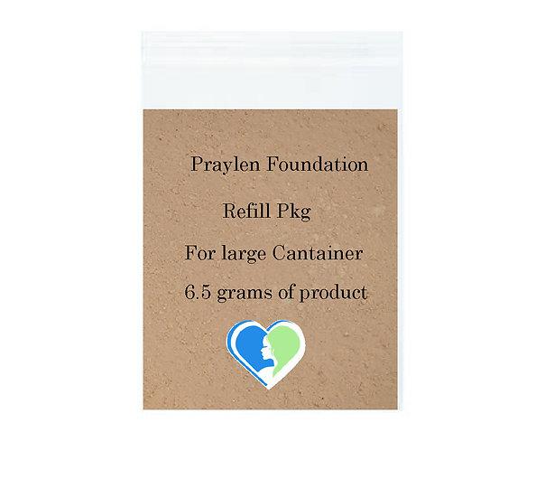Praylen Mineral Foundation Refill pkg