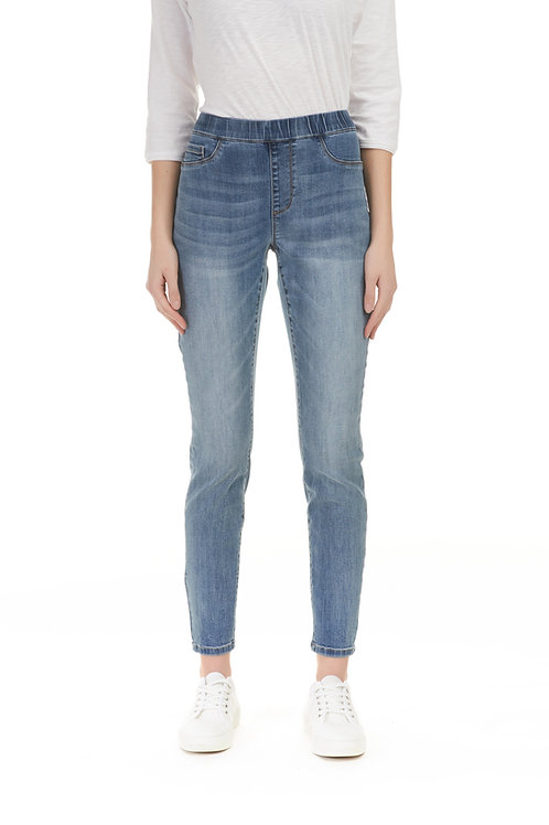 Tencel Pull-On Jeans