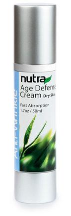 Age Defense Cream (Revitalizing - Dry Skin) 50 ml
