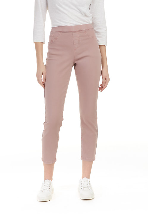 Bow pant in Pearl pink