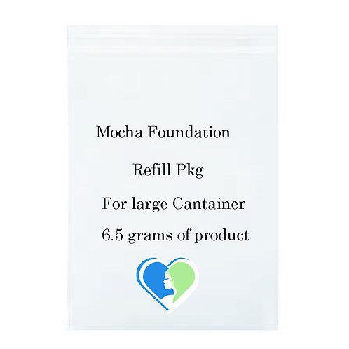 Mocha Mineral Foundation Refill pkg
