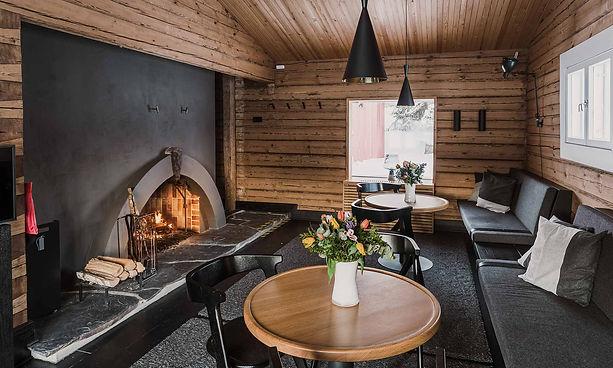 Koiviston Huvila sauna