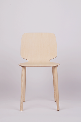 BABILA dining chair, all wood