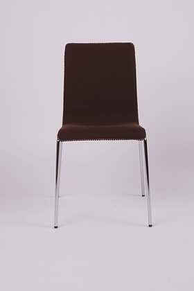 KUADRA dining chair w. wool