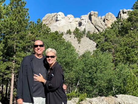 Visiting South Dakota (Mt. Rushmore) during the 4th of July Week