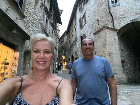 Assisi, the Birthplace of St. Francis