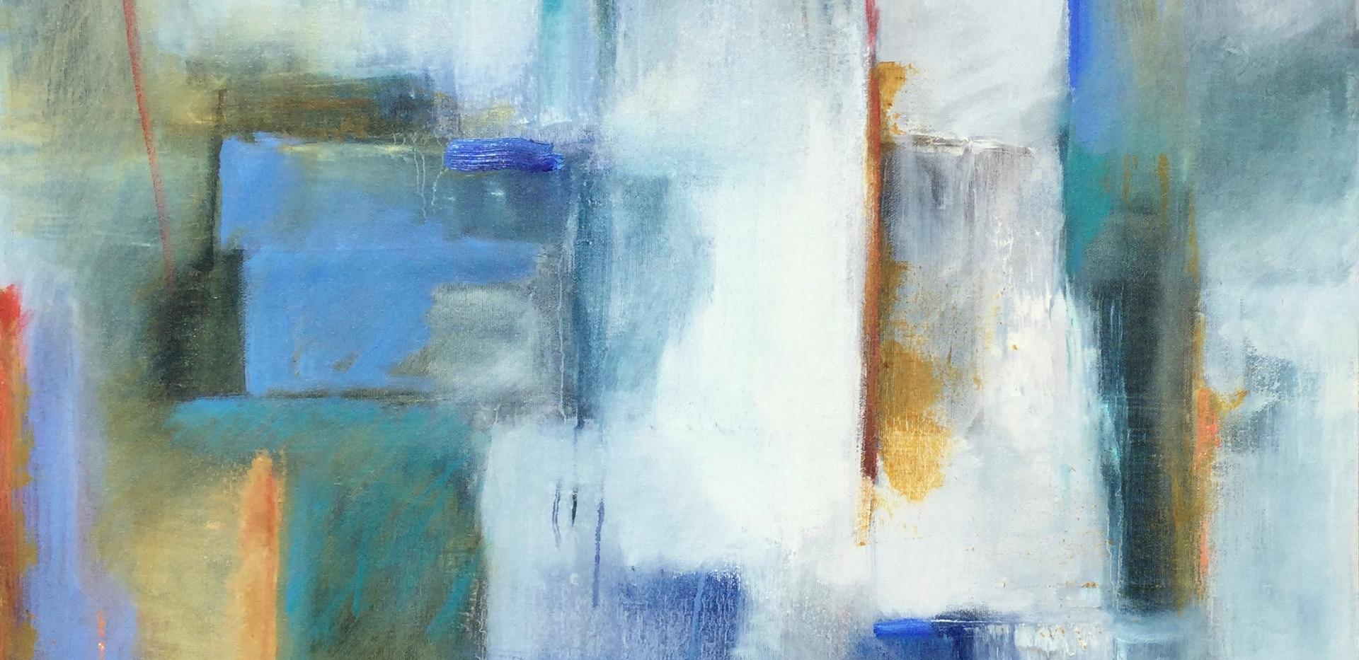 Blue Composition #1