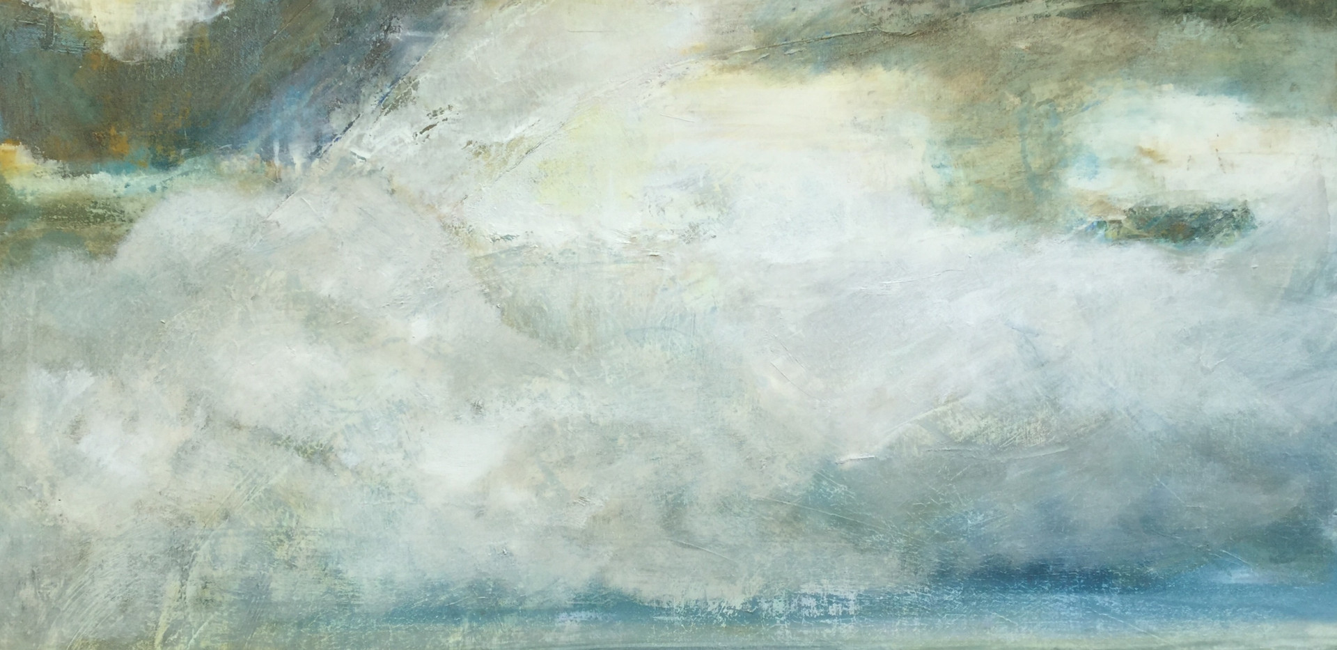 "Storm Clouds 24x36"""
