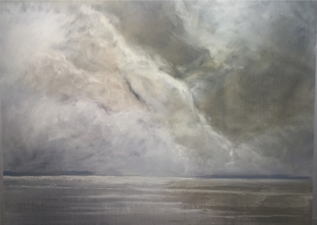 Passing Storm       36x48""