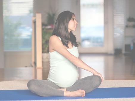 妊娠8ヶ月の方の腰痛・肩から手の痺れ
