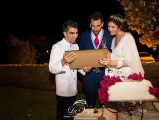 Irene y Manuel, boda en La Ponderosa