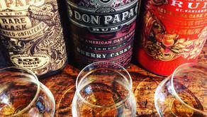Don Papa Rare-Cask Series  - A pleasant surprise...