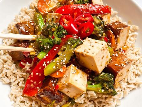 Asian-Style Take Out Stir Fry