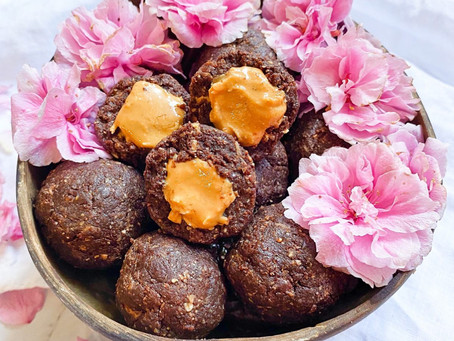 Peanut Butter Brownie Bliss Balls
