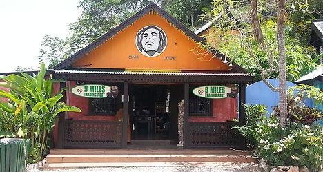 Bob Marley's Nine Miles Tour