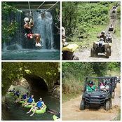 Chukka Zipline, River Tubing & ATV/Buggy