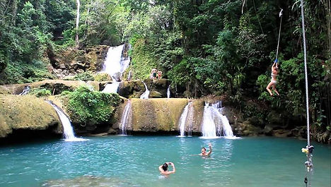 Mayfield Falls & Mineral Springs