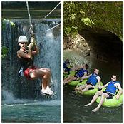 Chukka Zipline Canopy And River Tubing