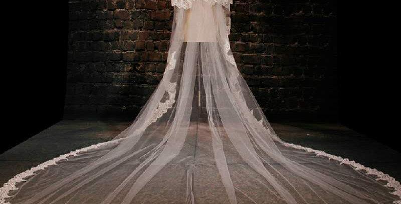 Alexia Cathedral Veil