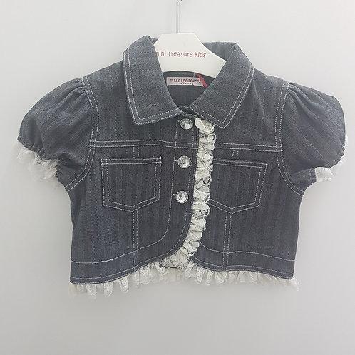 Size 4 -Girls jacket