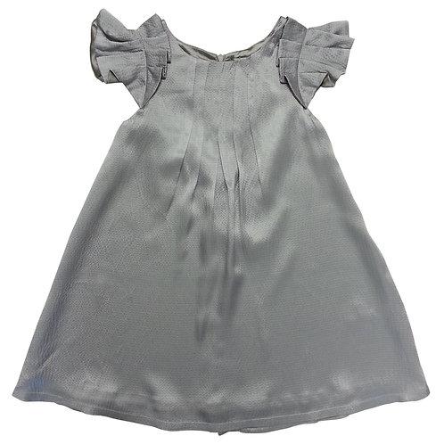 Size 2 -Girls silver dress