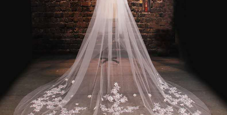 Isabelle Cathedral Veil