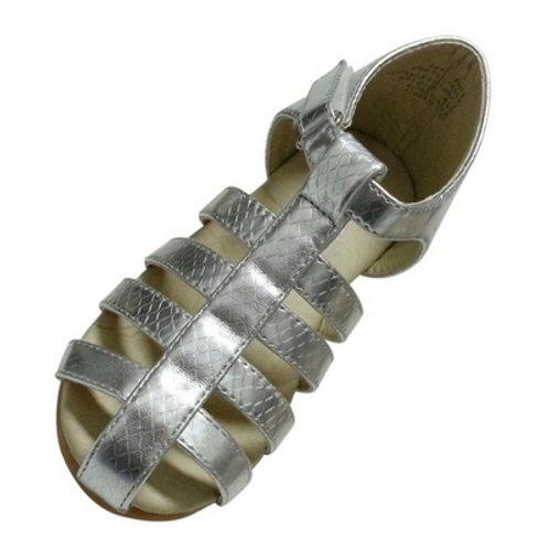 Leah roman sandals - Silver
