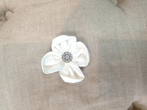 Custom Made Flower clip