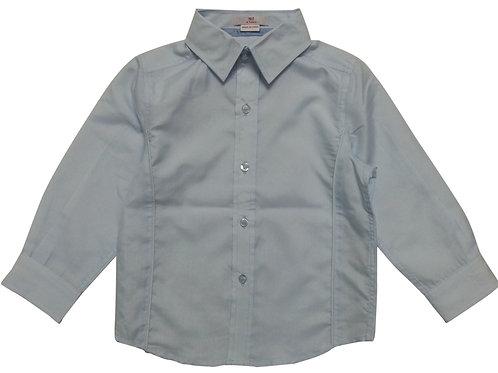Size 2 -Boys sky shirt