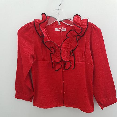 Size 4 -Girls shirt