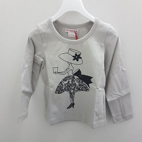 Size 3 -Girls LS T