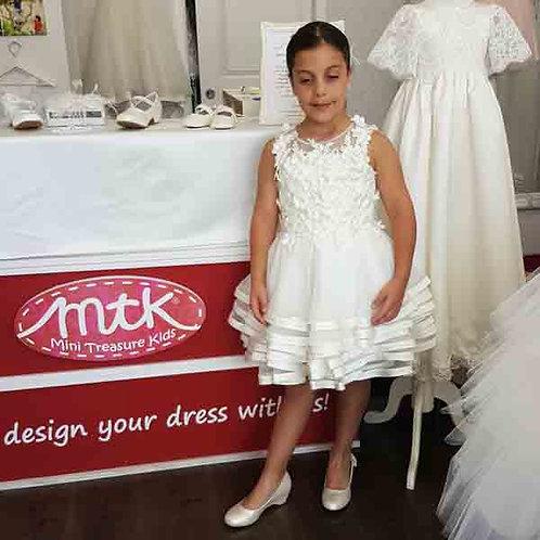 Daisy flower girl/communion dress