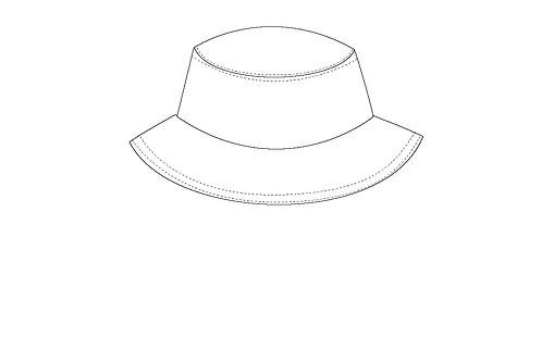 Australian handmade Bucket Hat