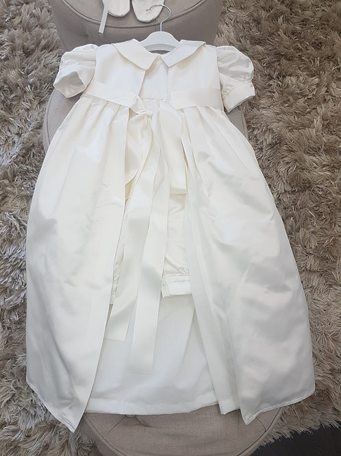 Dimitri 4 piece Christening outfit