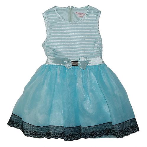 Madalen dress dress-ice blue