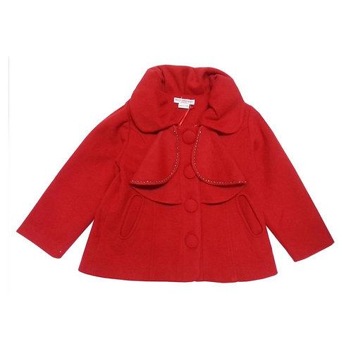 Harper winter jacket-Red