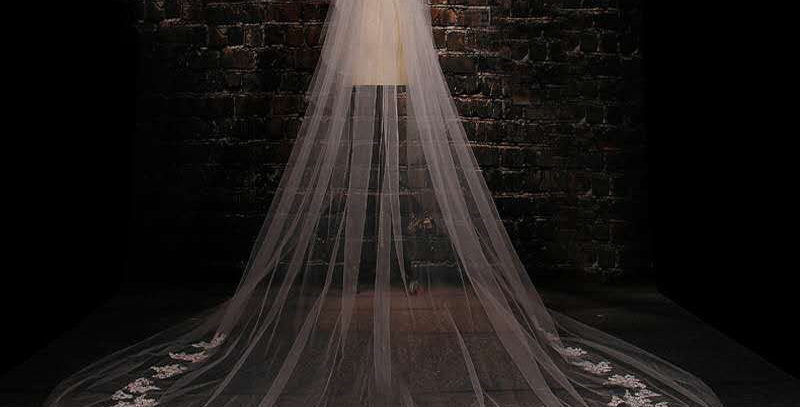 Riley Cathedral Veil