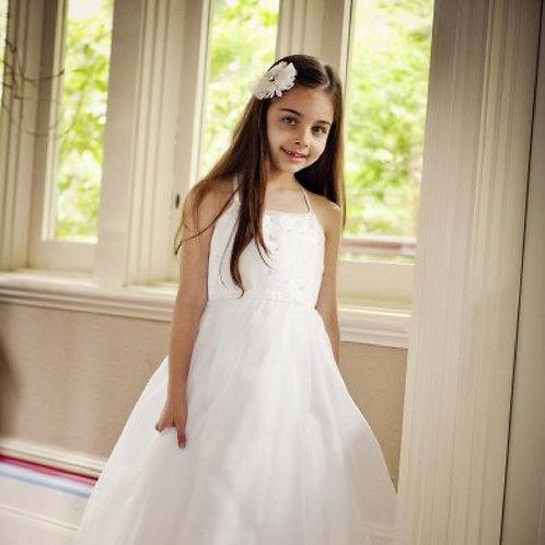 Rose beaded dress